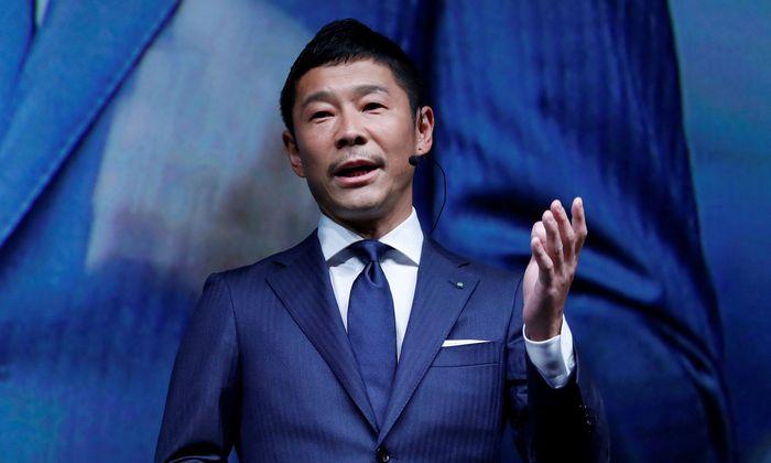 Yusaku Maezawa will rund um den Mond fliegen