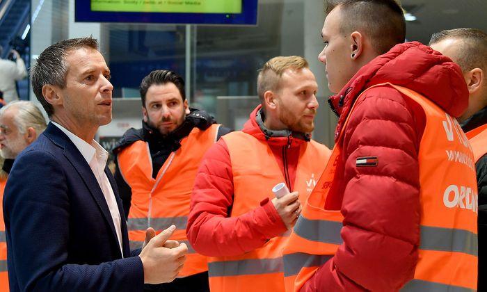 """""""Das ist kein Lausbubenstreich"""", sagt der Salzburger AK-Präsident Peter Eder."""