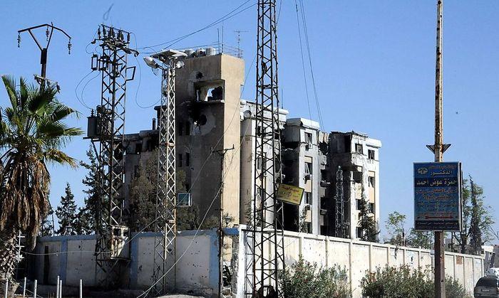 Symbolbild Syrien
