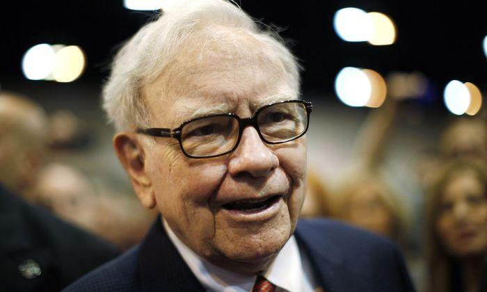Warren Buffett (Archivbild)