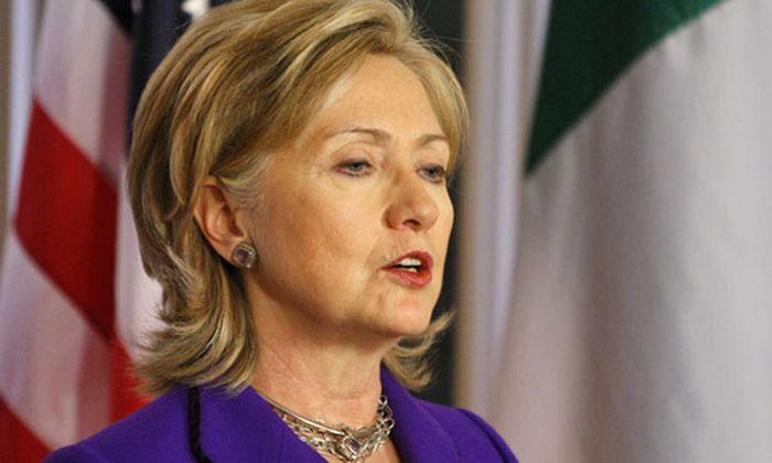 Clinton unterstreicht enge Bande
