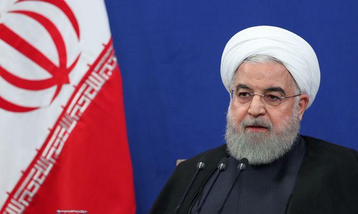Hassan Rouhani berichtet von einem Erdölfund
