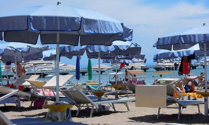 Die Österreicher können in den meisten Ländern Europas günstig Urlaub machen.
