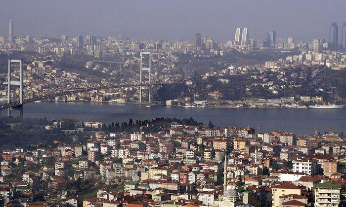Symbolbild Istanbul.