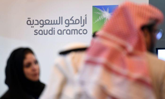 Einen Vorsteuergewinn von 92,5 Mrd. Dollar erzielte Saudi Aramco nur im Halbjahr.