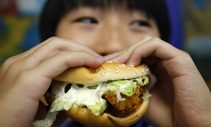 Symbolbild Junk Food