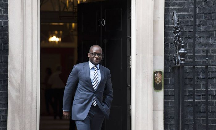 July 15 2014 London UK Cabinet members and ministers attend 10 Downing Street on the day of a