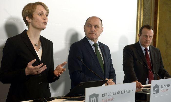 Pressekonferenz, Sobotka