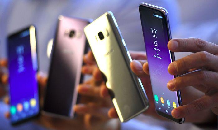 Seltene Erden werden etwa für die Herstellung von Smartphones benötigt.