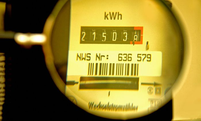 Stromzaehler - electricity meter