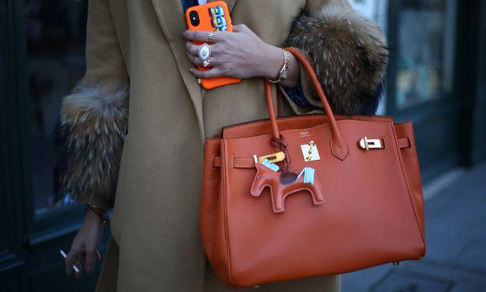 Birkin Bags von Hermès können Wertanlagen sein.