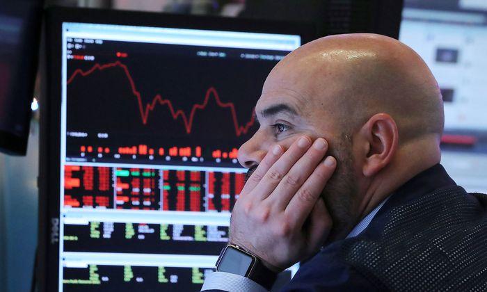 Die Börsen erlebten weltweit ein Auf und Ab.
