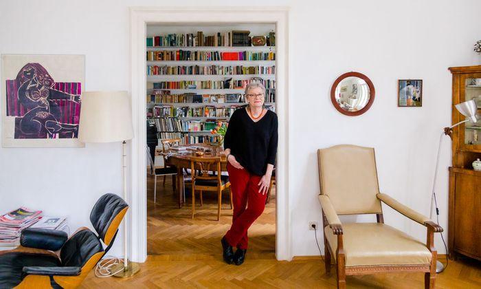 Rubina Möhring ist Initiatorin des Press Freedom Award, der am Mittwoch in Wien an Jovo Martinovic überreicht wird.