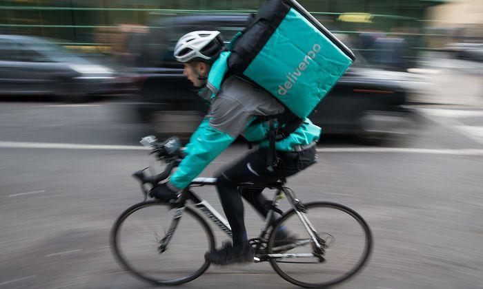 Bringdienst Deliveroo bekommt neuen Aktionär.