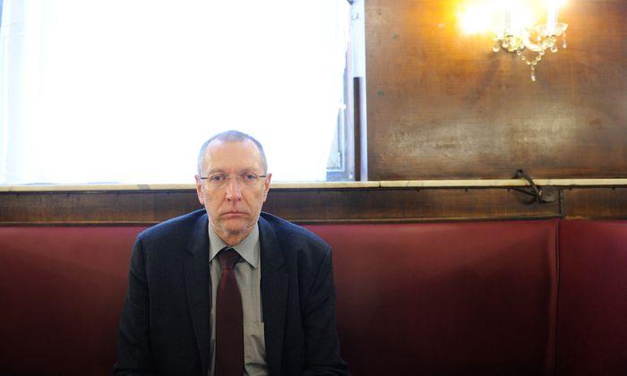 """Konrad Paul Liessmann: """"Es gibt nichts Prekäreres als eine Wertegemeinschaft."""""""