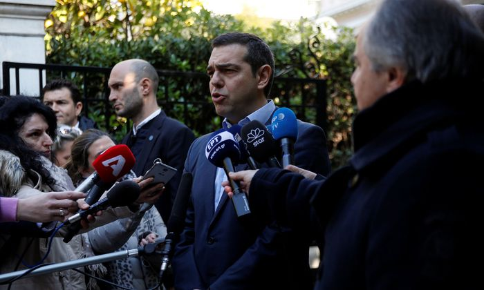 Alexis Tsipras stellt die Vertrauensfrage