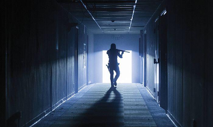 G Page AMC Studios DR THE WALKING DEAD serie TV creee par Frank Darabont 2010 USA saison 8 ep