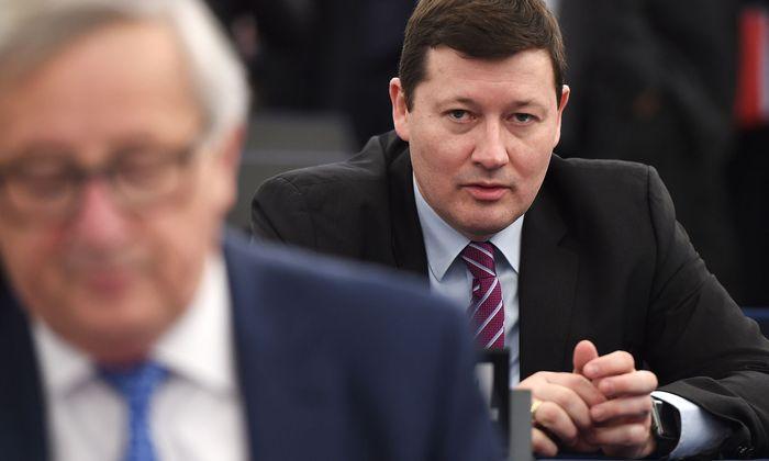 Martin Selmayr ist die treibende Kraft in der Juncker-Kommission – manche sagen: ihr eigentlicher Chef.