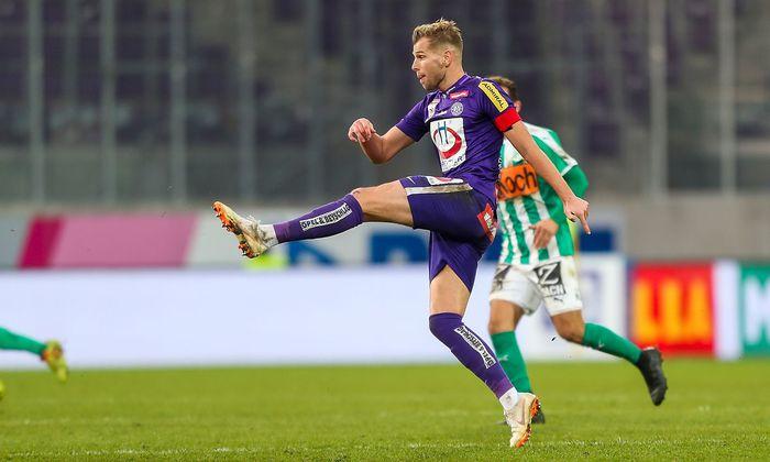 Alexander Grünwald gegen Mattersburg