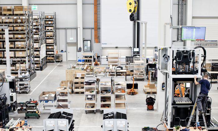 Der niederösterreichische Anlagenbauer Maplan hat seine 150 Mitarbeiter in Kurzarbeit geschickt.