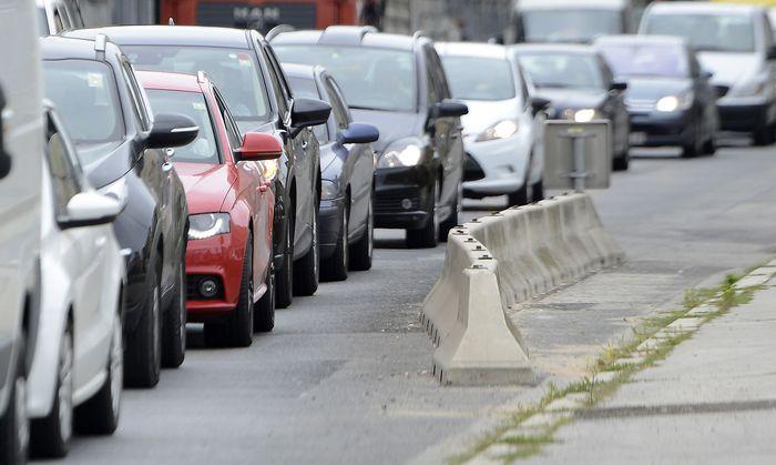 Über fünf Millionen Pkw sind in Österreich unterwegs.