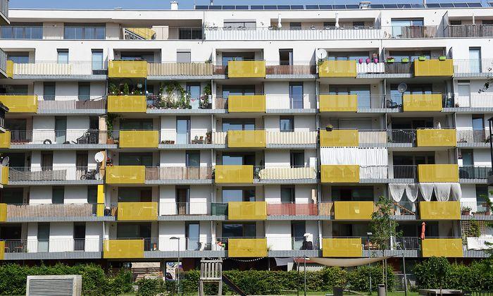 Wohnungspreise stiegen 2018 stärker als die Inflation.