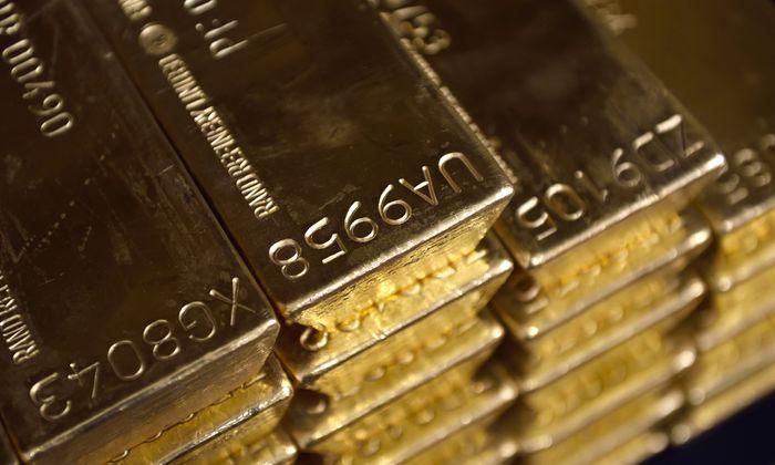 Zu einem steilen Anstieg des Goldpreises kam es etwa ab 2001, als die Aktienmärkte infolge der Technologieblase abstürzten.