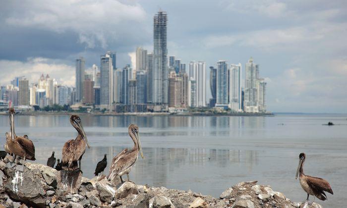 Offshore-Destinationen in der Karibik wie hier Panama-City, kommen bei Datenleaks in der Finanzbranche regelmäßig vor.