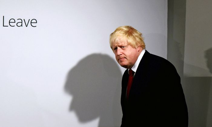 Muss Boris Johnson zurücktreten?