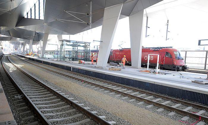 Jahrhundertprojekt Hauptbahnhof Eine Investition