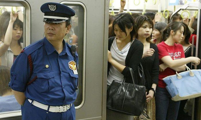 U-Bahn in Shinjuku