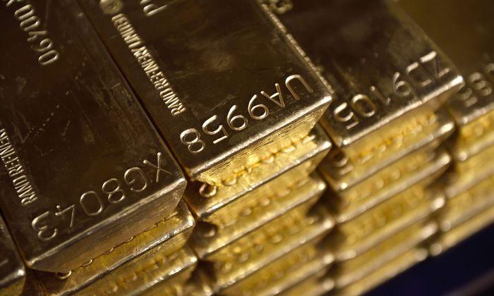 Gold braucht kein Mascherl und keine Definition.