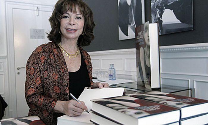 Isabel Allende bekommt daenischen