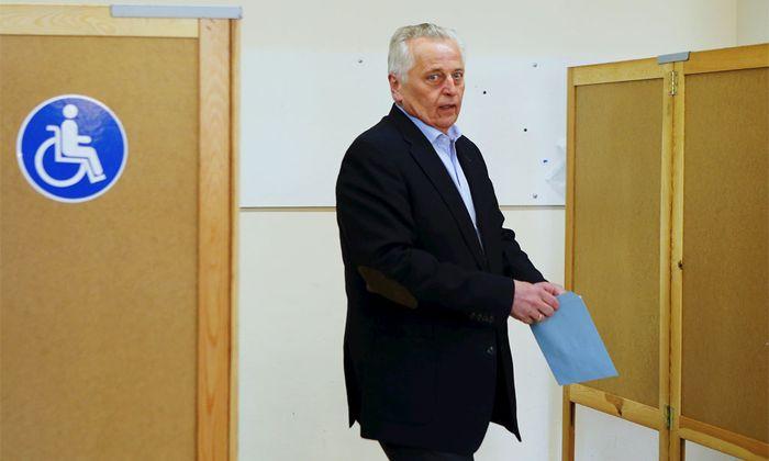 Debakel für SP-Kandidaten Rudolf Hundstorfer – selbst in seiner Heimatstadt Wien.