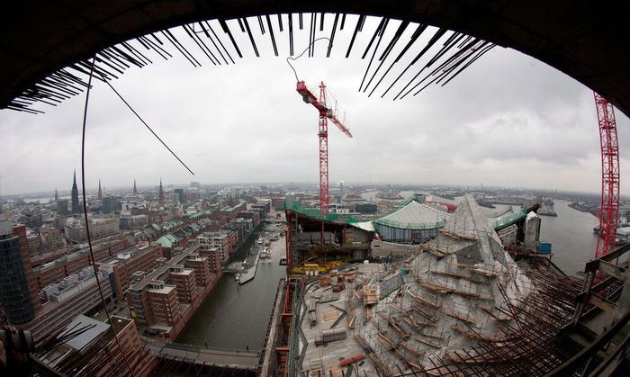 GERMANY ECONOMY CONSTRUCTION