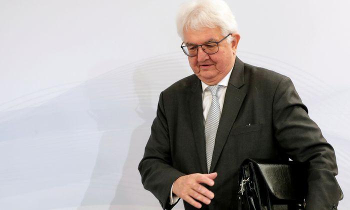 OeNB-Gouverneur, Robert Holzmann.