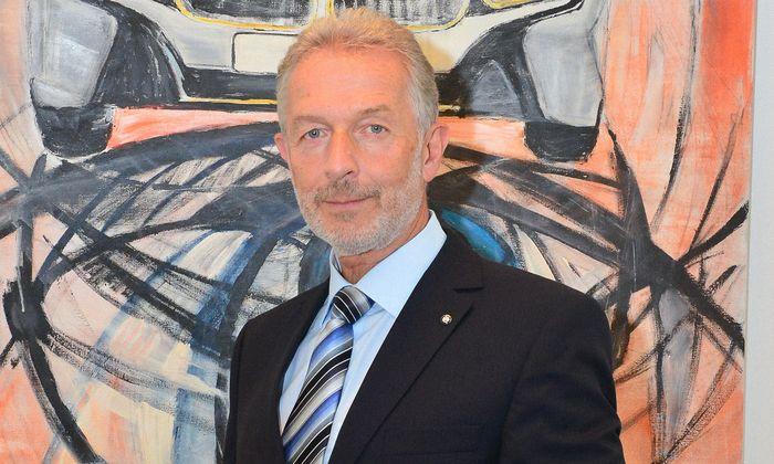 Gerhard Wölfel leitet seit 2009 das BMW-Motorenwerk in Steyr.