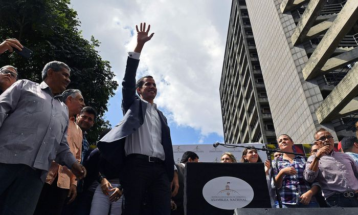 FILES-VENEZUELA-OPPOSITION-CRISIS-GUAIDO-ARREST