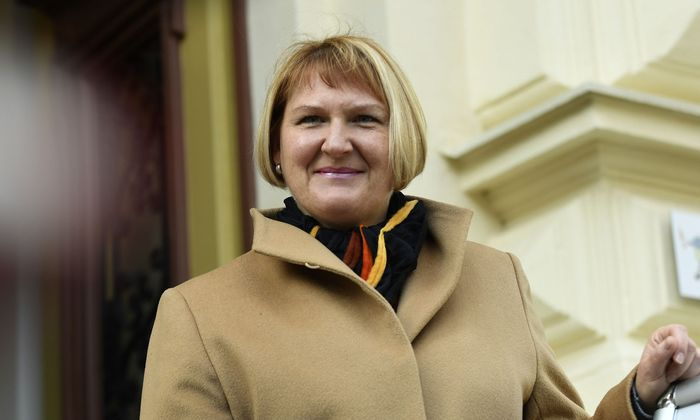 Helga Krismer, Landessprecherin der niederösterreichischen Grünen