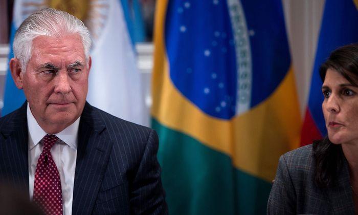 Donald Trump: Ex-UNO-Botschafterin Haley teilt gegen Trump-Kritiker aus