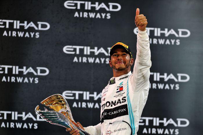 FORMULA 1 - Grand Prix of Abu Dhabi
