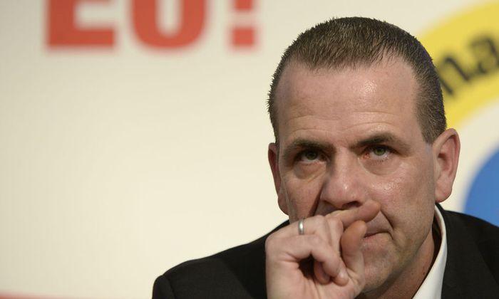 FPÖ-Europaabgeordnete Harald Vilimsky