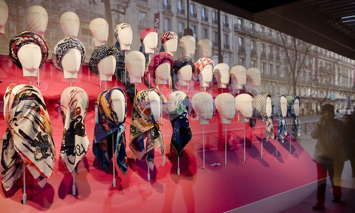 Shoppers And Retail In Paris As Government Works To Rekindle Economy