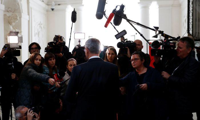 FPÖ-Chef Norbert Hofer will Philippa Strache nicht in den Parlamentsklub aufnehmen.