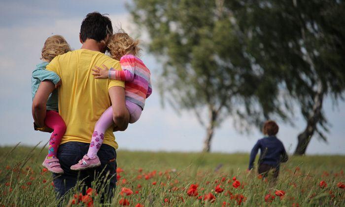 Jedes vierte bis fünfte Kind wächst in einer Familie auf, in der zumindest ein Elternteil psychische Probleme hat.