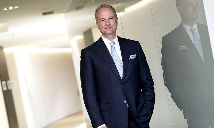 Alexander Everke, ams-Vorstandsvorsitzender, dirigiert einen Weltkonzern mit rund 11.000 Mitarbeitern.
