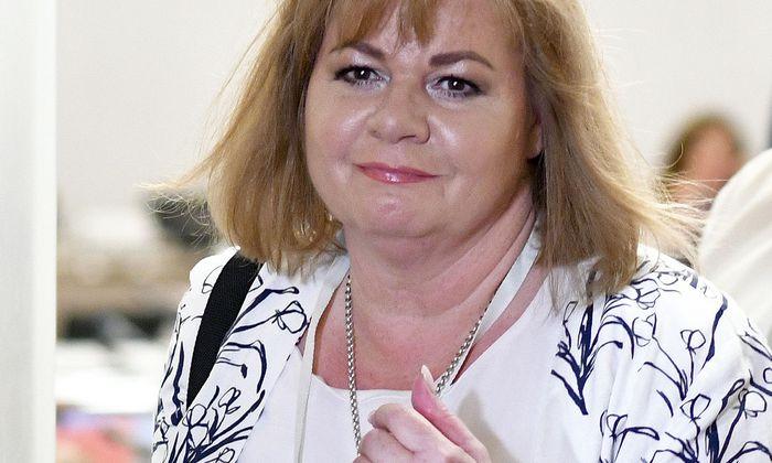 Behördenleiterin Ilse-Maria Vrabl-Sanda.