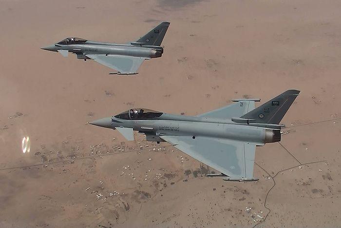 Saudische Typhoons