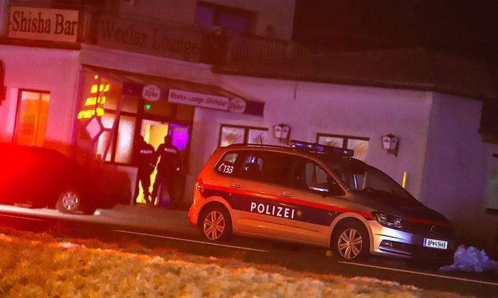Der Tatort in Regau