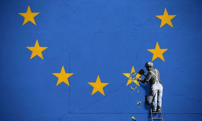 Die Zersplitterung der EU verstärkt sich.